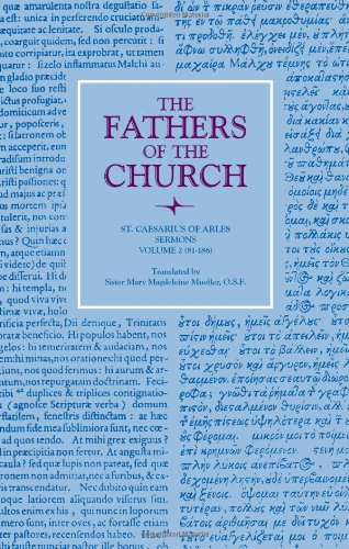 Sermons: 81-186 v.2: 81-186 Vol 2 (Fathers of the Church Series)