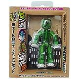 Amazon.co.jpラングスジャパン(RANGS) スティックボット シングルパック S1 グリーン