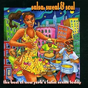 Salsa Sweat & Soul