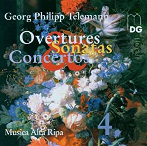Concertos & Chamber Music 4