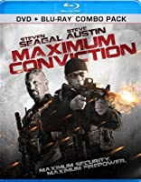 Maximum Conviction Two-disc Blu-raydvd Combo from ANCHOR BAY