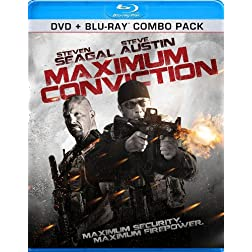 Maximum Conviction [Two-Disc Blu-ray/DVD Combo]