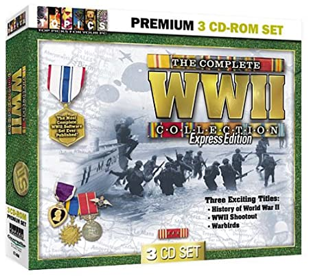 The Complete WWII Collection, Express Edition