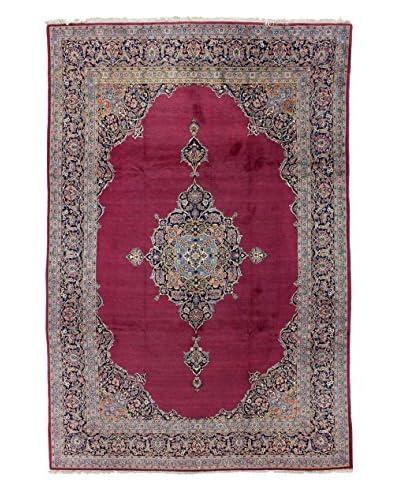 Bashian Rugs Kashan Rug, Red, 8' 10 x 13' 1
