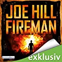 Fireman Audiobook by Joe Hill Narrated by David Nathan