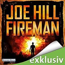 Fireman Hörbuch von Joe Hill Gesprochen von: David Nathan