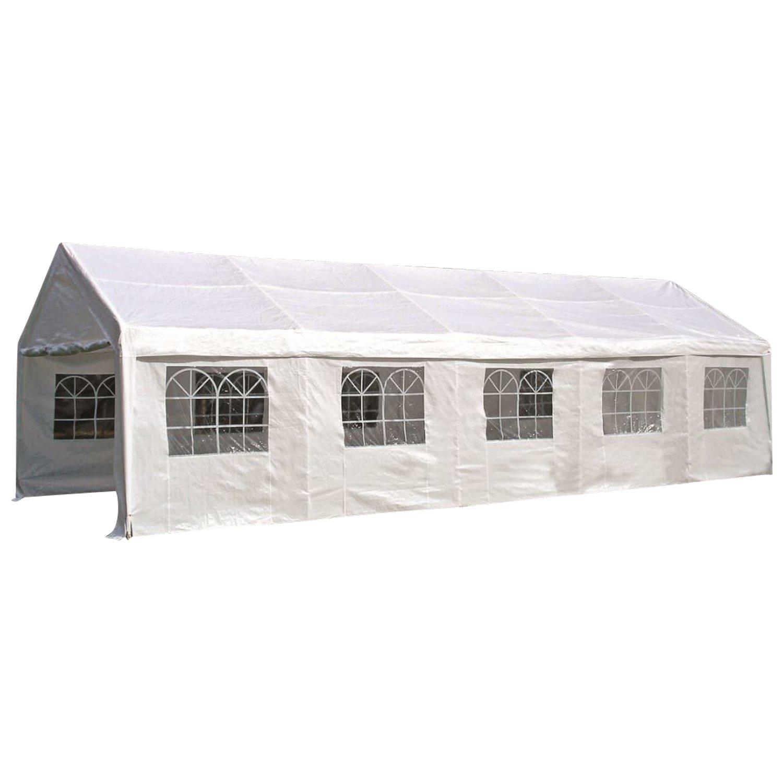Ersatz Dachplane für Zelt 4×10 Meter, PE weiss online kaufen