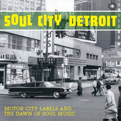 Various Artists - The Soul Of Detroit - Zortam Music