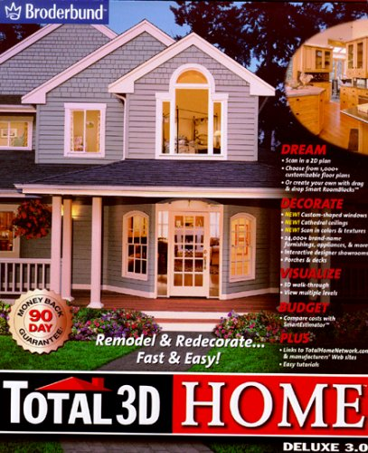 Beautiful Total 3d Home Design Deluxe Gallery - Design Ideas for ...