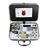 ELECROW CrowPi Raspberry Pi Kit for Learning Computer Science, Programming, Electronics(Advanced Kit) (Color: Crowpi)