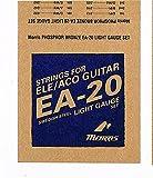 モーリス エレアコ用ギター弦 Light 10-52 MORRIS EA-20L