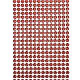 1012 Stück Smartfox Strasssteine Glitzersteine Strass Kristalle Steine rund
