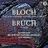 Bloch/ Bruch: Schelomo/ Nidrei [Natalie Clein/ BBC Scottish Symphony Orchestra / Ilan Volkov] [Hyperion: CDA67910] Natalie Clein