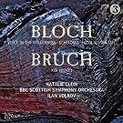 Bloch/ Bruch: Schelomo/ Nidrei [Natalie Clein/ BBC Scottish Symphony Orchestra / Ilan Volkov] [Hyperion: CDA67910]