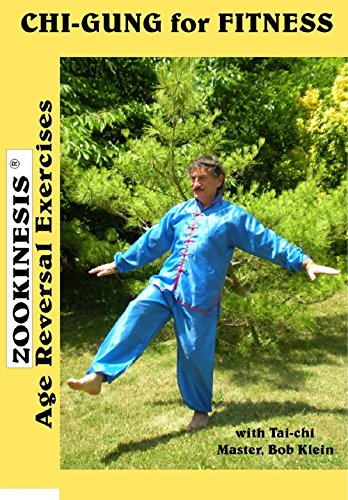 ZOOKINESIS - Age Reversal Exercises - CHI-GUNG for Fitness (DVD)