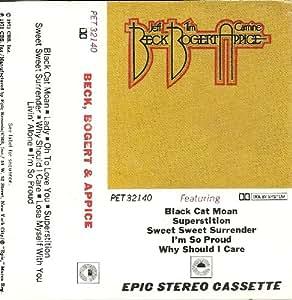 Beck Bogert & Appice [Musikkassette]