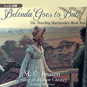 Belinda Goes to Bath Audiobook