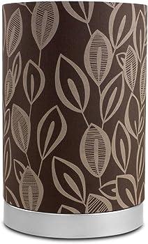 2-pks. Mainstays Leaf Fabric Lamps
