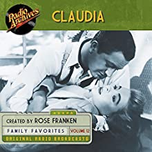 Claudia, Volume 12 Radio/TV Program Auteur(s) : James Thurber Narrateur(s) :  full cast
