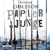 Papierjunge (Frederika Bergman 5) | Kristina Ohlsson