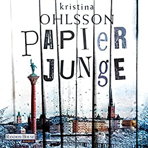 Papierjunge (Frederika Bergman 5) Hörbuch