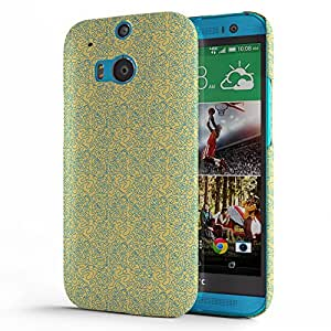 Koveru Back Cover Case for HTC One M8 - Stock pattern
