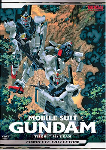 Mobile Suit Gundam 08: 08th Ms Team [DVD] [Region 1] [US Import] [NTSC]