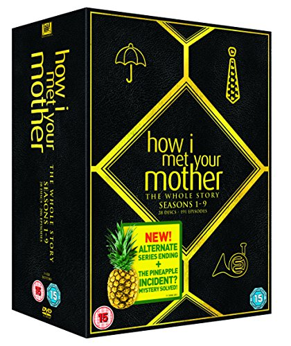 How I Met Your Mother: Seasons 1-9 [Region 2] (How I Met Your Mother Season 6 compare prices)