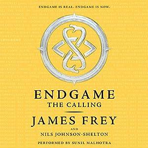Endgame Audiobook