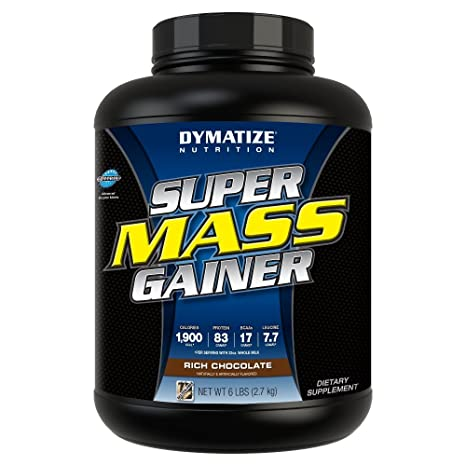 Dymatize Super Mass Gainer 2,72 kg Chocolate