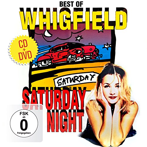 Whigfield - Saturday Night...best Of Whigfield. 4cd+dvd - Zortam Music
