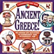 Ancient Greece: 40 Hands on Acitivies to Experience This Wondrous Age: 40 Hands-on Activities to Experience This Wondrous Age (Kaleidoscope Kids)