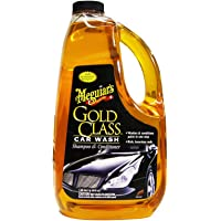 Meguiars Gold Class Shampoo & Conditioner Car Wash,64-oz.