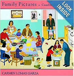 Amazon.com: Family Pictures / Cuadros de familia (9780892391523