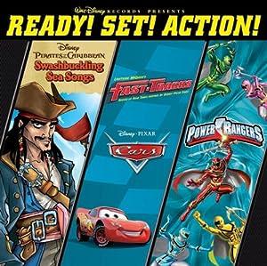 Ready! Set! Action!
