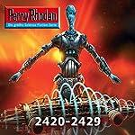 Perry Rhodan 2420-2429 (Perry Rhodan Negasphäre 3) | Arndt Ellmer,Horst Hoffmann,Uwe Anton,Michael Marcus Thurner,Hubert Haensel,Christian Montillon