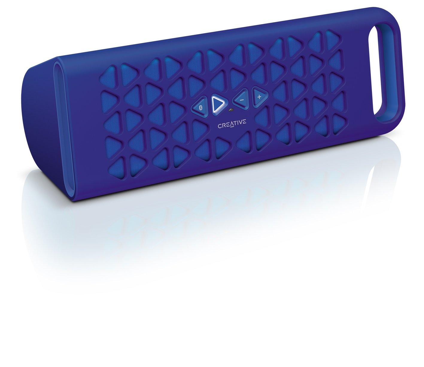 Creative Muvo 10 Portable Wireless Speaker (Blue)