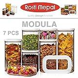 Rosti-Mepal-Modula-Vorratsdosen-Set-7-teilig