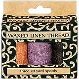 Books by Hand Waxed Linen Thread