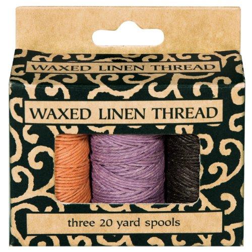 lineco-waxed-linen-thread-set-of-3-colors
