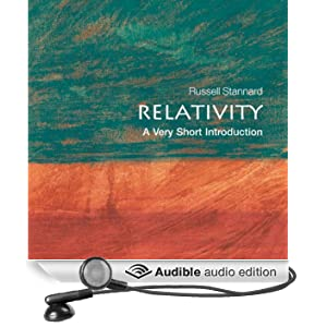 Relativity: A Very Short Introduction (Unabridged)