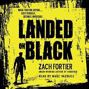 Landed on Black Audiobook