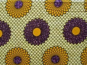 Amazon.com: Ankara Fabric- Dutch Super Wax Material For Clothing