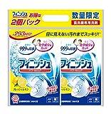 フィニッシュ 食洗機用洗剤 パワー&ピュア パウダー 詰替 レモン 660g×2個(約292回分)