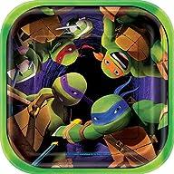 Teenage Mutant Ninja Turtles Cake Squ…