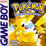 Video Games - Pokemon: Yellow Version - Special Pikachu Edition