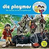 """Die Playmos - Folge 15: Schatzsuche. H�rspiel.von """"Simon X. Rost"""""""