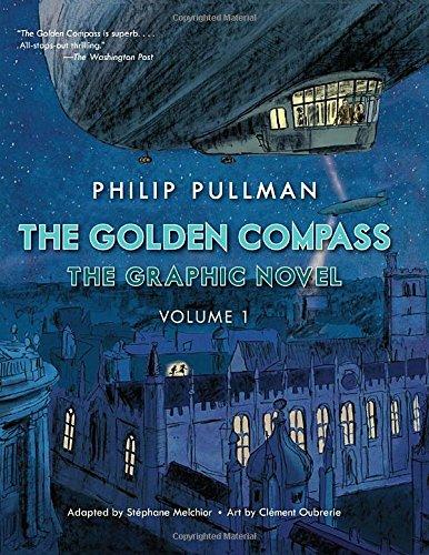 The Golden Compass Graphic Novel, Volume 1 (His Dark Materials) PDF