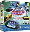 Sony PS Vita 3G Console with Sports & Racing Mega Pack on 16GB Memory Card (PlayStation Vita)