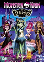 Monster High -13 Wishes